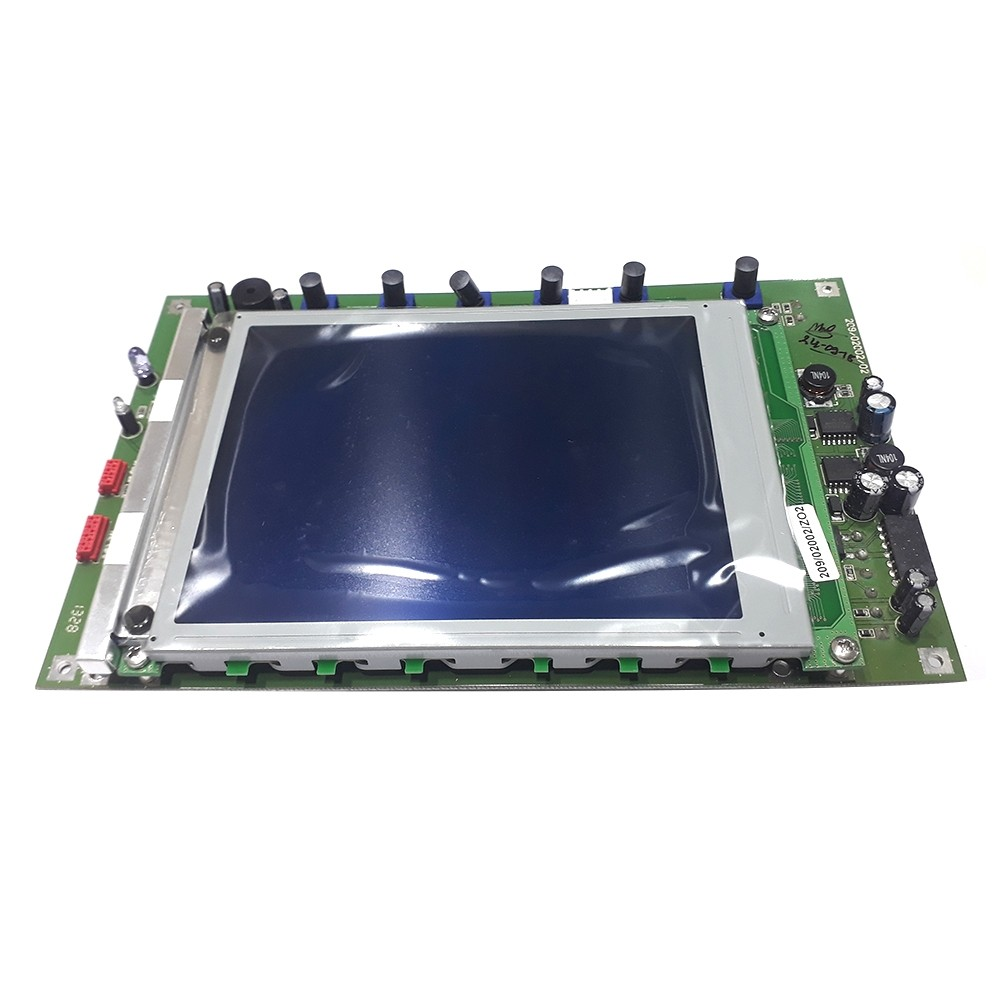 IPSO HF455, 209/02002/Z02, Display and Printboard Cygnus