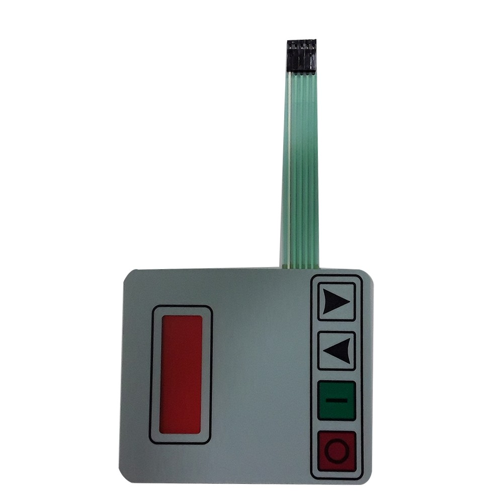 Image# A0-E007-012 Keypad For Wc-02 Control
