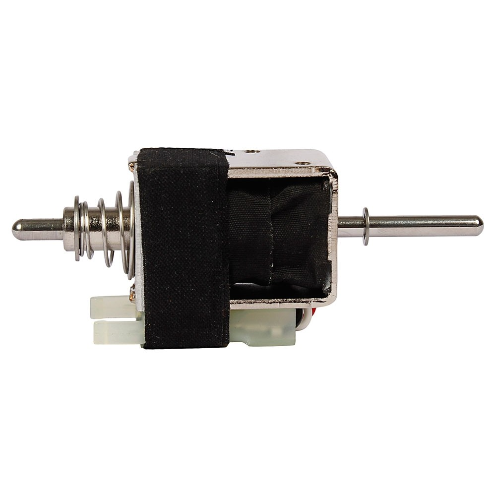 Uxe135# B12495101, Assy, Solenoid With Coil, Bushing & Wire