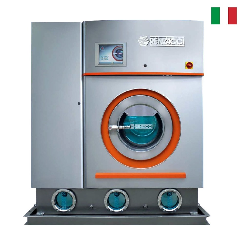 Drycleaning Machines, HYDROCARBON