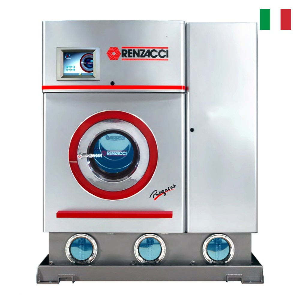 Drycleaning Machines, PERC, 3 Tanks