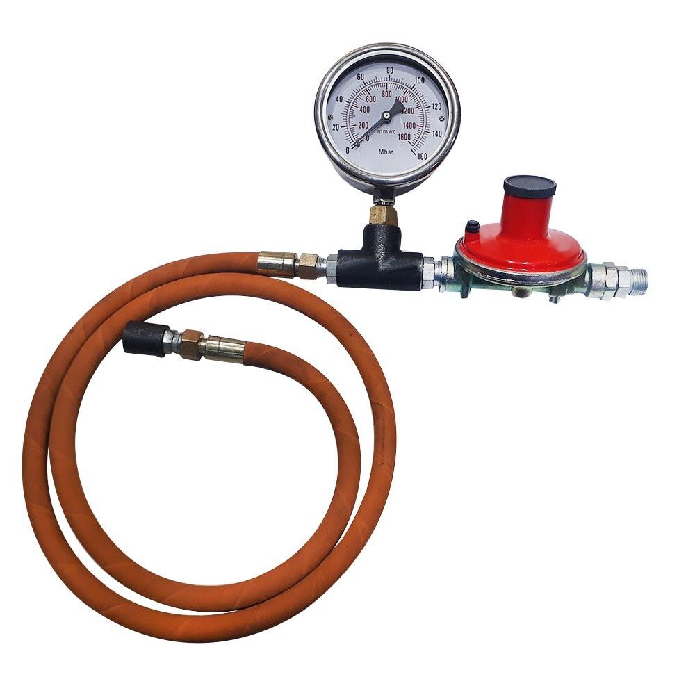 LeProtek Gas Installation Kit for Stack Dryer