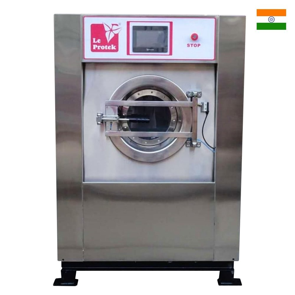 Le Protek Softmount Washer Extractor (Capacity-25 kg)