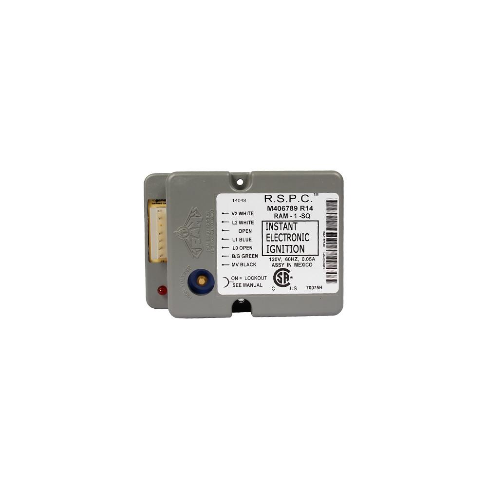 Unimac Ut170, M406789P Control Ignition-Iei Board-Pkg