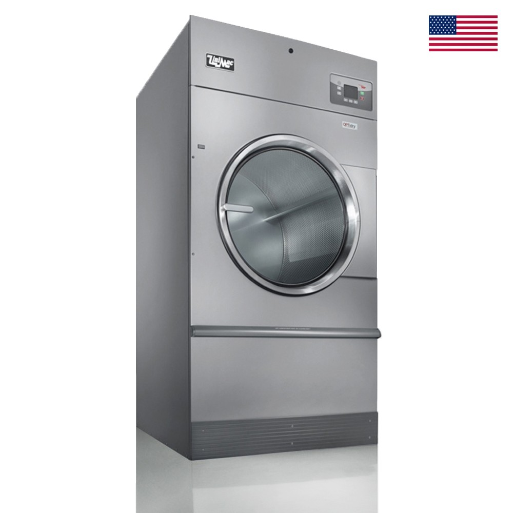 UT Series Single Tumble Dryer {Dry Weight Capacity: 35 (15.9)}