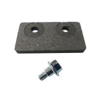 ALS 735P3 Kit, Brake Pad