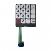 ALS F230724P Decal Keypad WE6 UW/UF