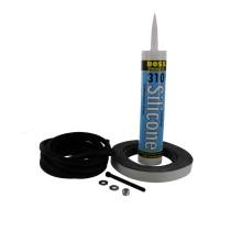 Unimac Uc60, F792000,Kit Gasket Front Shell Uc/Uf
