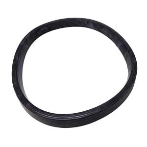 Unimac UNE135, 253/00162/01 Gasket Rubber door glass