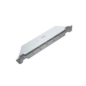 510102W, Baffle,Cylinder-White