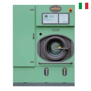 UNION MULTISOLVENT DRYCLEANING MACHINES (Capacity-12 kg)