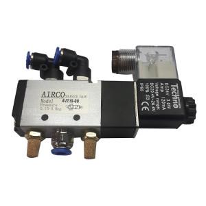 Le Protek Air Solenoid valve 24 VDC